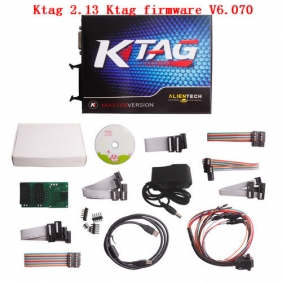 Supplier Ktag 2.13 K-suite Ktag ECU Tuning Software with Ktag Firmware V6.070 K tag Master with 500 Tokens