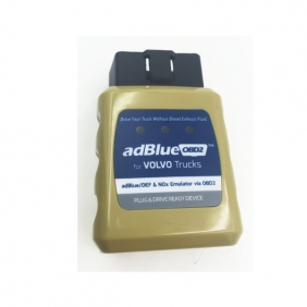 Supplier AdblueOBD2 Emulator for VOLVO Trucks Plug and Drive Ready Device by OBD2