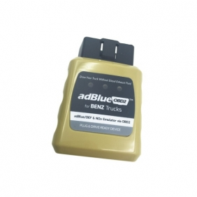 Supplier AdblueOBD2 Emulator for BENZ Trucks Plug and Drive Ready Device by OBD2