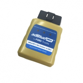 Supplier AdblueOBD2 Emulator for FORD Trucks Plug and Drive Ready Device by OBD2