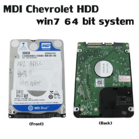 Supplier V19 GM GDS2 software for GM mdi gds2 software HDD