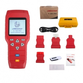 Supplier OBDSTAR X-100 PRO Auto Key Programmer (C+D) Type for IMMO+Odometer+OBD Software Support EEPROM Function