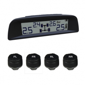 Supplier TPMS TPE09 Solar panel system monitor TPMS TPE09 Wireless Tpms external