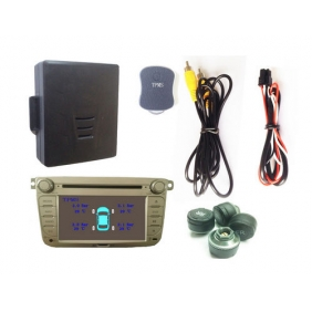 Supplier TPMS dvd monitor TPE20 DVD navigation TPMS Extraposition OSD