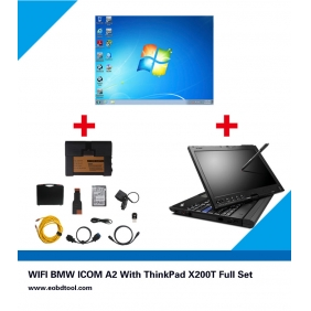 Supplier WIFI ICOM A2+B+C with latest 2015.07 Rheiggold Software installed in ThinkPad X201T Touch Screen Full Set Ready to use