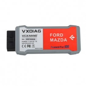 Supplier IDS V100.01 VXDIAG VCX NANO for Ford/Mazda 2 in 1