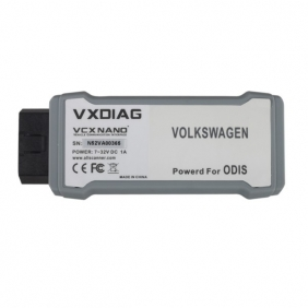 Supplier VXDIAG VCX NANO 5054A ODIS V2.0 Support UDS Protocol For VAG Vehicles