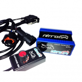 Supplier NitroData Chip Tuning Box for Motorbikers M5 Hot Sale