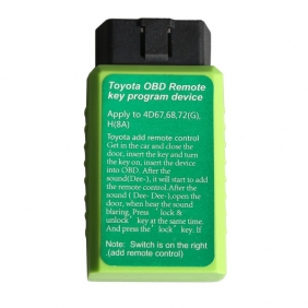 Supplier Toyota G and Toyota H Chip OBD OBD2 Remote Key Programming Tool