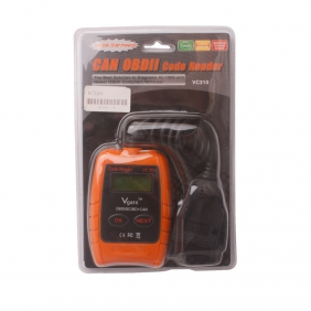 Supplier VC310 OBD2 OBDII EOBD CAN Car Code Reader & Cleaner Auto Scanner