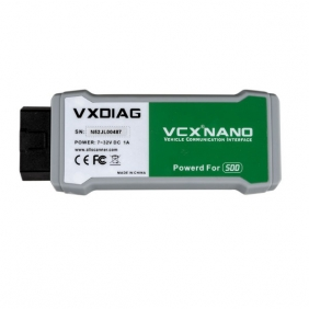 Supplier VXDIAG VCX NANO for Land Rover and Jaguar 2 in 1 with JLR SDD Software V145 Offline Engineer Version