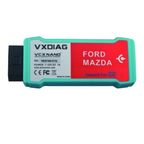 Supplier IDS V97 VXDIAG VCX NANO for Ford/Mazda 2 in 1 Wifi Version