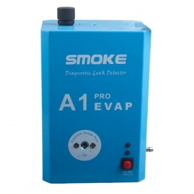 Supplier SMOKE A1 PRO EVAP Diagnostic Leak Detector Smoke EVAP Machine For Motorcycle / Cars / SUVs / Truck