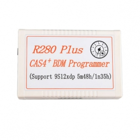 Supplier R280 Plus CAS4+ BDM Programmer Support MC9S12XEP100 Chip (5m48h/1n35h) for BMW Motorola