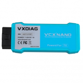 Supplier VXDIAG VCX NANO for TOYOTA TIS Techstream V10.30.029 Compatible with SAE J2534 WIFI Version