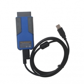 Supplier V7.7 Multi Tool For BMW OBD II OBD2 CAS1-4 Key Programmer Get Free Encryption Authorization For BMW CAS4