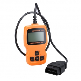 Supplier Autophix OM123 Scan Tool Autophix OM123 OBD2 EOBD CAN Engine Code Reader