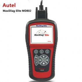 Supplier Autel MaxiDiag Elite MD802 All System Scanner