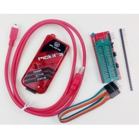Supplier PICKit3 Microchip Programmer PICkit3 In-Circuit Debugger Microchip PG164130 Debugger