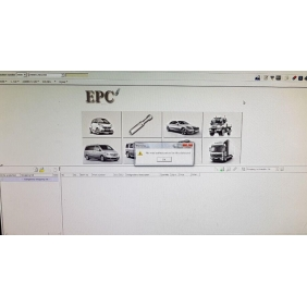 Supplier Mercedes EPC No Read Authorization for this Datacard Solution via Remote Service