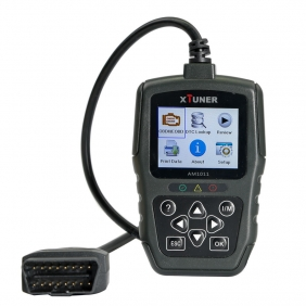 Supplier XTUNER AM1011 OBDII/EOBD  Code Reader OBDII/EOBD Diagnostic Tool Multi-language