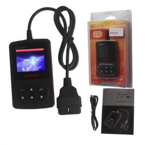 Supplier Launch Creader V+ DIY Code Reader Fault Code Query For DIY Repairer