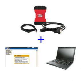 Supplier VCMII with V110 Ford IDS Software Installed On Thinkpad T430 Laptop Ready to Use