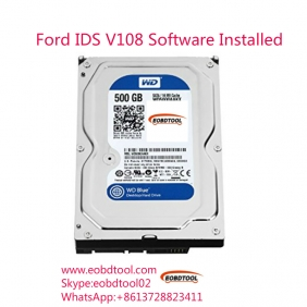 Supplier Ford IDS Software V110 Ford VCM2 Ford Diagnostic Software HDD
