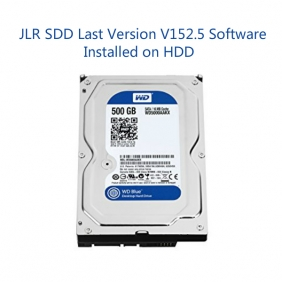Supplier JLR SDD V153.06 JLR Diagnostic Software Installed on HDD For JLR VCI/JLR Mongoose