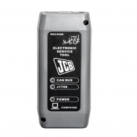 Supplier JCB Electronic Service Tool JLB SM4.1.45.3 Multi Language Diagnostic Interface