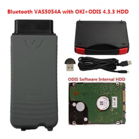 Supplier VAS 5054A Perfect Version Plus ODIS 5.1.5 Elsawin 6 ETKA 8 Installed HDD For ODIS Online Coding