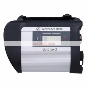 Supplier MB Star Diagnostic SD Connect Compact 4 MB Star C4 Multiplexer HQ for Benz Car & Truck