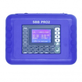 Supplier v48.88 SBB Pro2 Key Programmer Support Key Programmer till 12/2017 Replace SBB Key Programmer