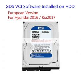 Supplier GDS VCI Software for KIA/Hyundai Diagnostic Software HDD Ready To Use