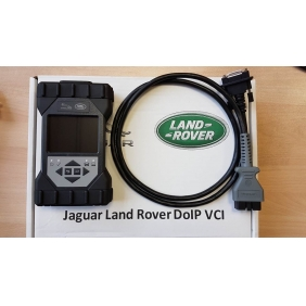 Supplier JLR Doip VCI With JLR Pathfinder For Range Rover Jaguar Diagnostic & Programming Till 2019