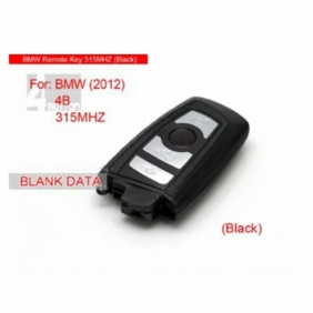 Supplier Smart Key 4 button 315MHZ 2012 For BMW
