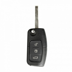 Supplier Remote Flip Key 3 Button 433MHZ for Focus
