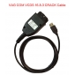Supplier VAG COM 16.8.3 VCDS 16.8.3 VAG HEX+CAN-USB Interface VAG Diagnose Cable For AUDI VW SEAT SKODA