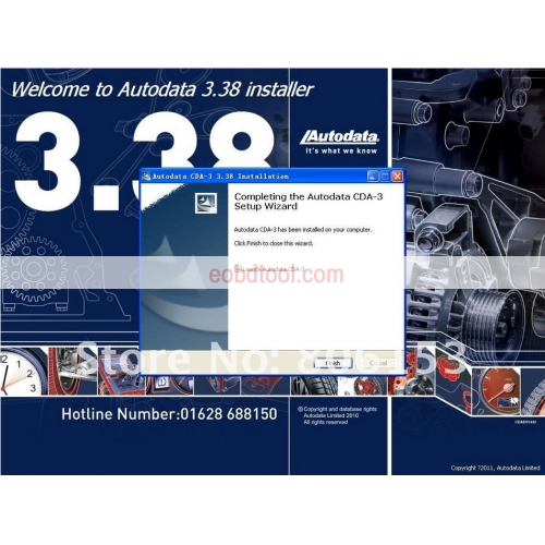 Supplier Autodata 3.38