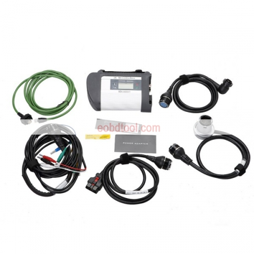 Mercedes star diagnostic c4 mux sdconnect selftest guide for Mercedes benz sd connect manual