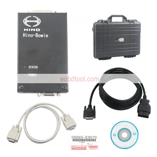 Supplier Hino-Bowie Hino Diagnostic Explorer